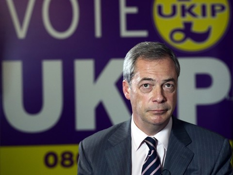 Farage lascia la leadership dell'Ukip
