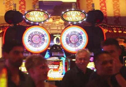 Perche le slot machine attraggono uomo