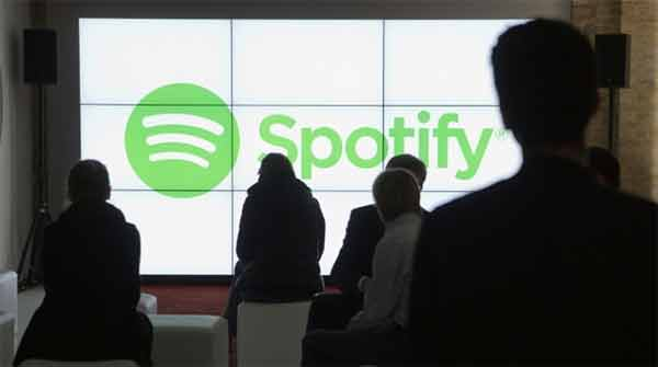 Class Action contro Spotify