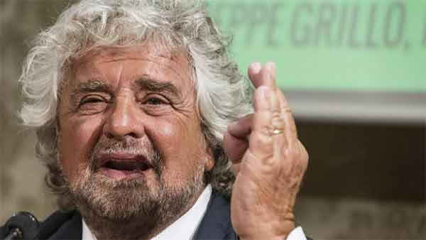 Beppe Grillo: Regalate al Pd un dizionario per interpretare il Financial Times