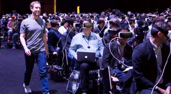 Zuckerberg ignorato al Mobile World Congress di Barcellona