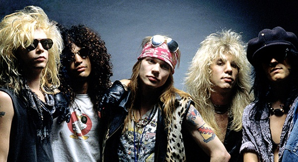Guns and Roses, reunion e concerto