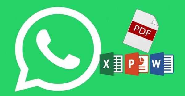 Su WhatsApp arrivano i documenti Office