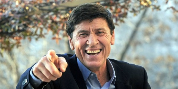 Gianni Morandi, milioni di followers su Facebook