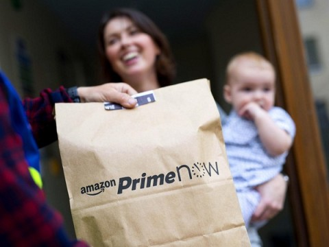 Amazon Prime Now, l'app che porta a casa le bistecche in un'ora