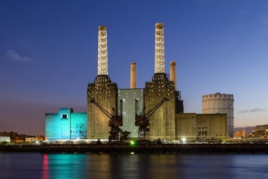 Centrale di Battersea, dai Pink Floyd all'Apple: la storia continua