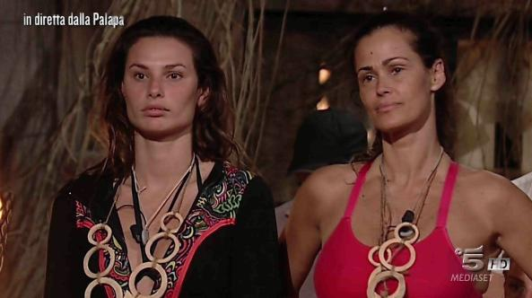 Isola dei Famosi due donne per la prima nomination