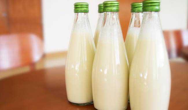 Dieta con latte e mele, novità e leccornia