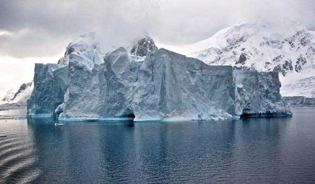 Antartide si sta sgretolando sempre piu rapidamente