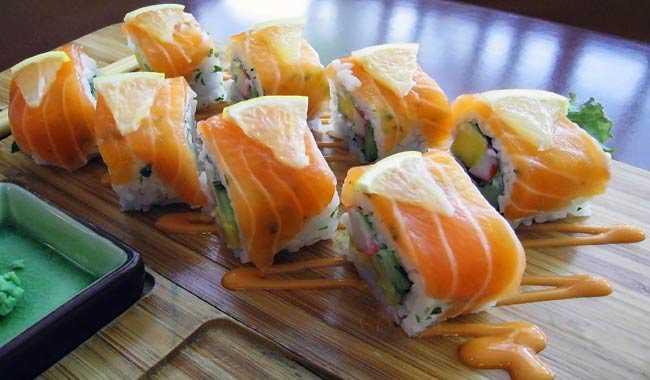 Sushi amputata mano dopo una cena giapponese
