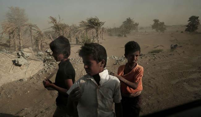 Yemen 85 mila bambini morti di fame in 3 anni