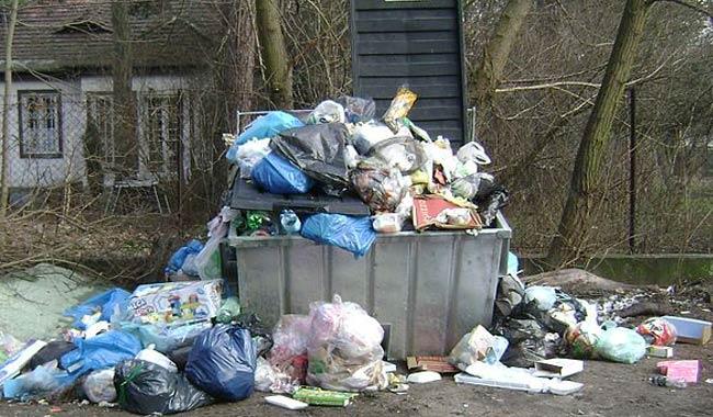 Roma, Virginia Raggi non riesce a fronteggiare l'emergenza rifiuti