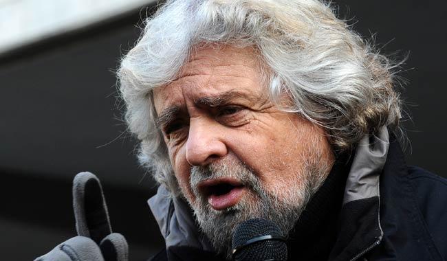 Beppe Grillo, poco cortese la sua accoglienza a Oxford