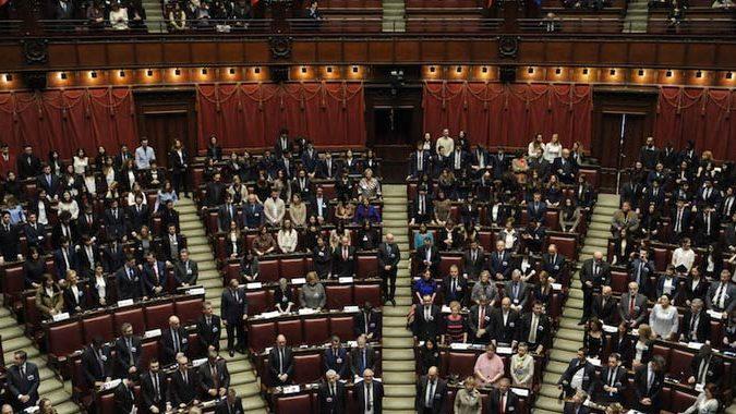 Giuseppe Conte certifica la crisi del governo