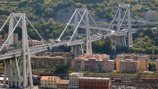 Ponte Morandi, i pilastri erano completamente corrosi?