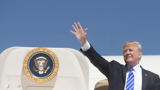 Clima, Trump sorprende presentandosi al vertice Onu