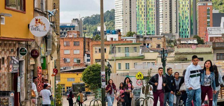 Bogotà, infiamma la protesta contro il governo di Duque