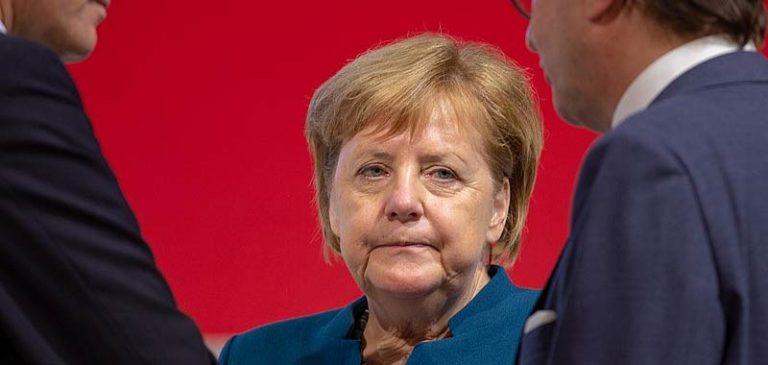 Angela Merkel è in quarantena per il suo medico