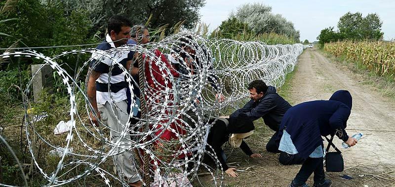 Grecia migliaia di migranti turchi pronti a varcare i confini