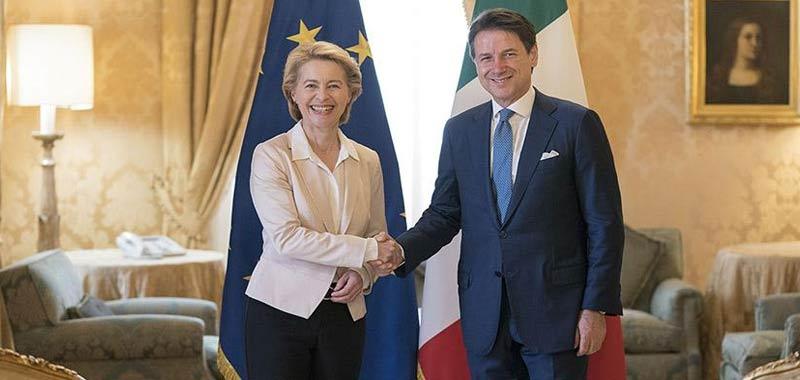 La Commissione europea promette di aiutare Italia