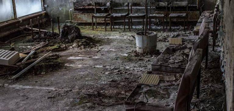 A Chernobyl le radiazioni tornano a far paura