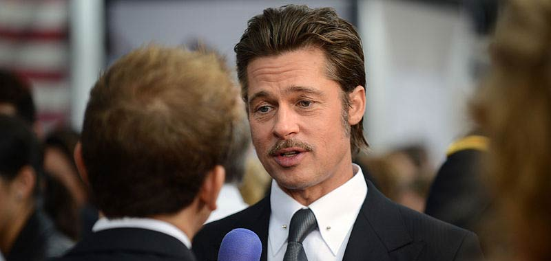 Brad Pitt non riesce a riconoscere le persone dal volto