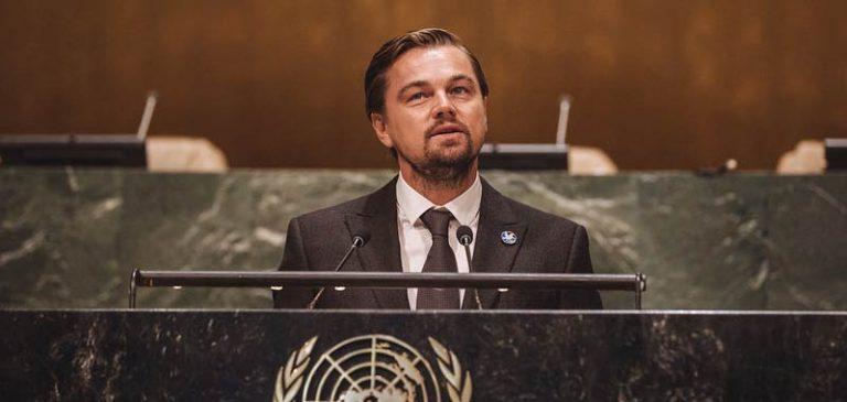 Ecco come DiCaprio raccoglie fondi per l'emergenza Coronavirus