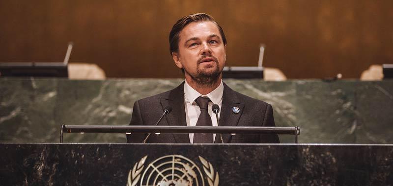 Ecco come DiCaprio raccoglie fondi per emergenza Coronavirus