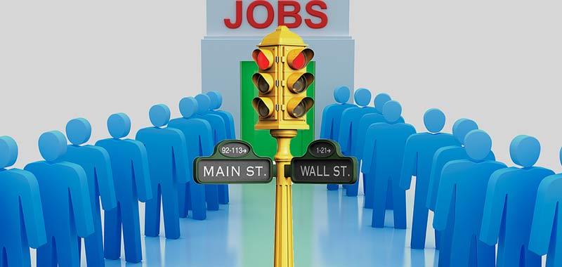 Negli Usa ci sono 33 milioni di disoccupati in piu