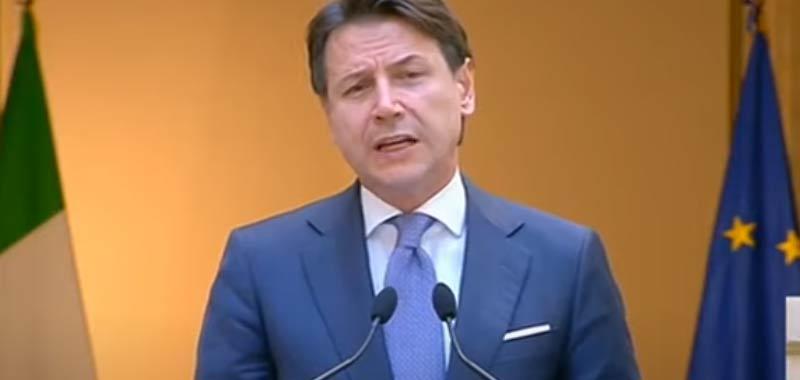 Giuseppe Conte non teme la caduta del governo
