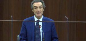 Attilio Fontana non ha intenzione di dimettersi