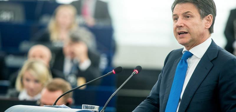 Conte ottiene soldi da Europa