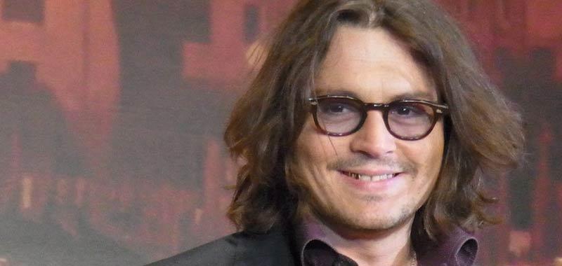 Johnny Depp la droga conosciuta fin adolescenza