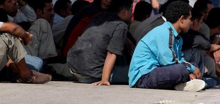 Lampedusa, è allarme per i troppi sbarchi di migranti
