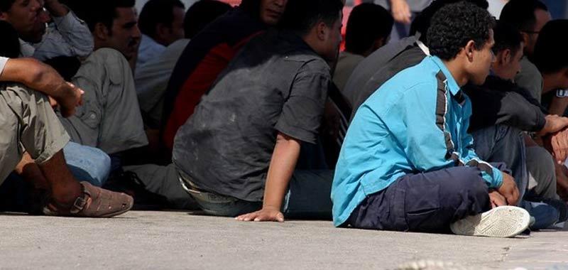 Lampedusa allarme per i troppi sbarchi di migranti