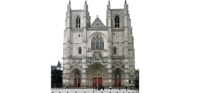 Nantes incendio nella Cattedrale ha un responsabile