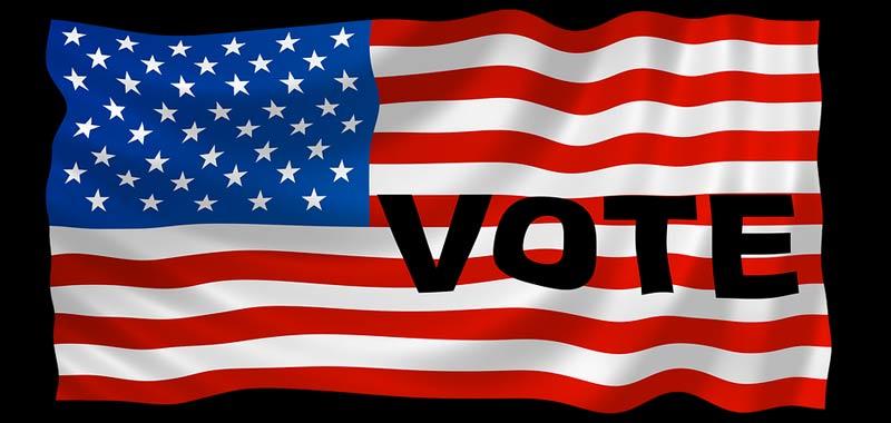 Negli Usa si votera per posta