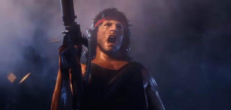 Mortal Kombat 11, arriva John Rambo