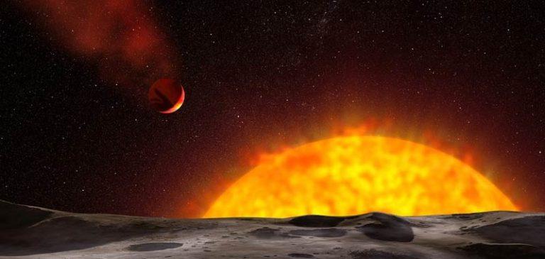 Esopianeta scoperto, potrebbe contenere oceani di lava