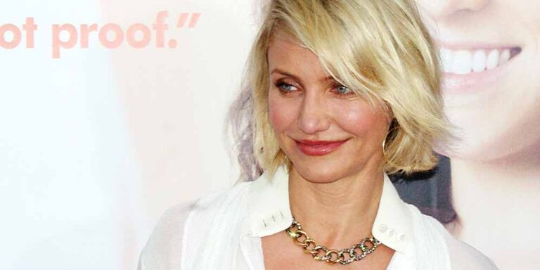 Cameron Diaz: Non so se torno a recitare