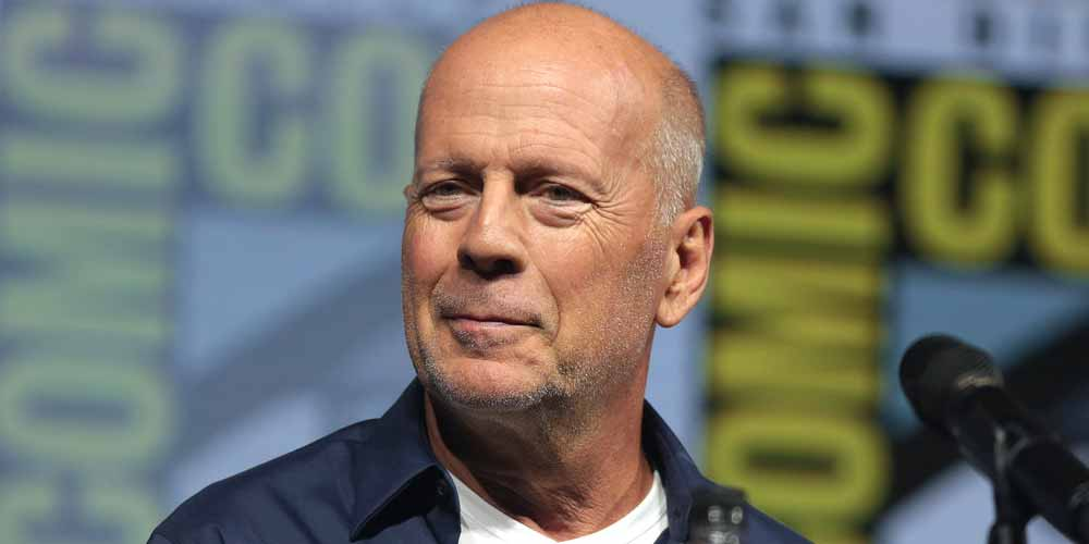 Bruce Willis ed Emma Heming Willis