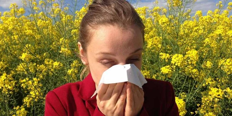 Polline e cambiamenti climatici aumentano rischio coronavirus