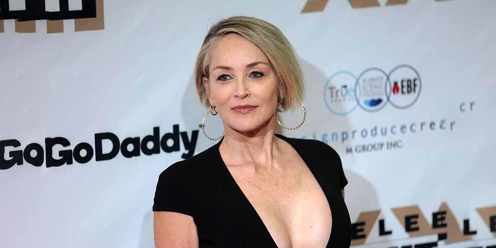 Sharon Stone pressioni per fare sesso sul set