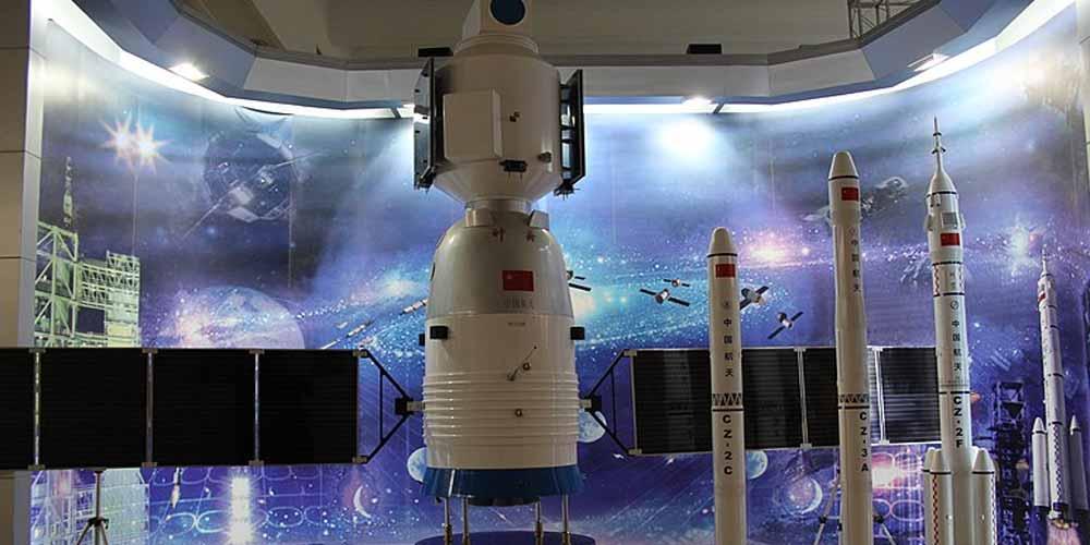 Cina Primo lancio per la stazione spaziale