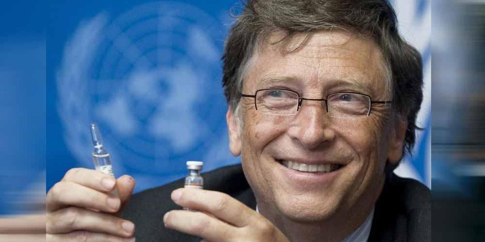 Tutti chiedono al profeta Bill Gates Quando finira la pandemia