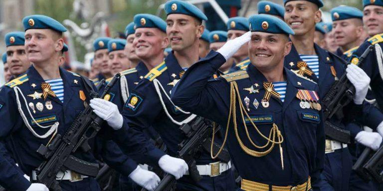 Russia: Nel giorno della vittoria il messaggio di Putin