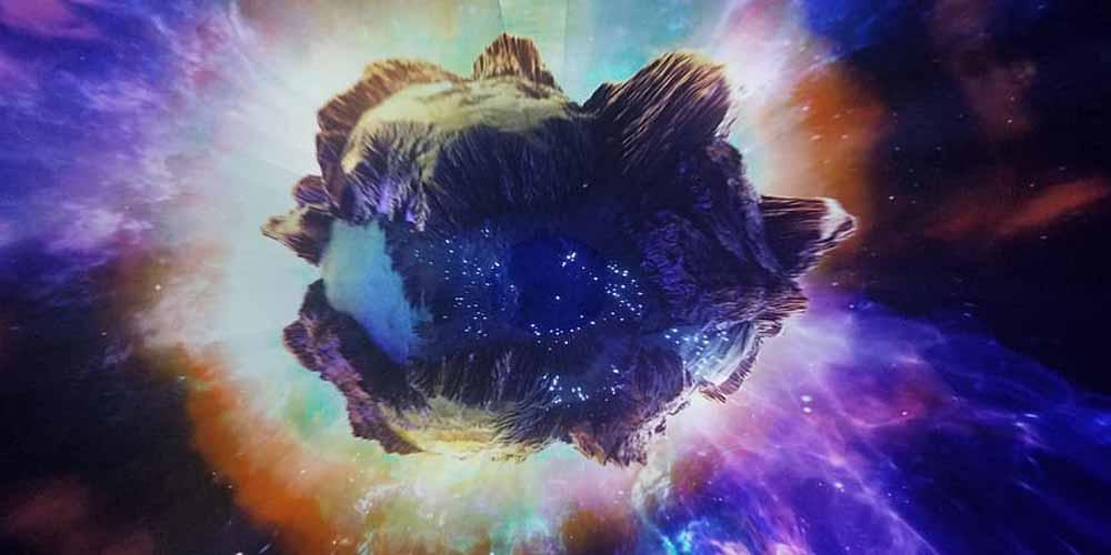 Asteroide di 1km avvicinato alla Terra