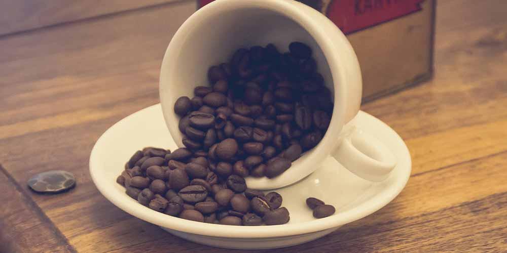 Il caffe utile per sgonfiare la pancia