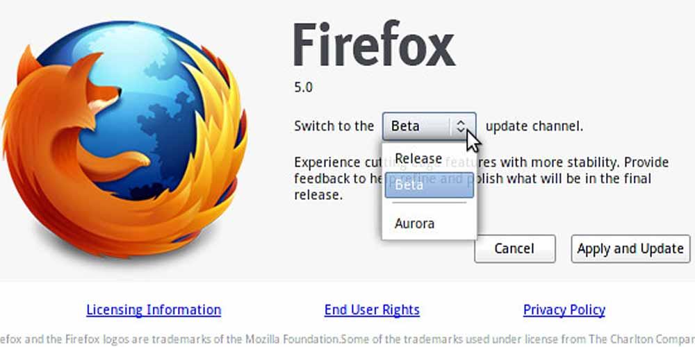 Mozilla Firefox Record negativo milioni di utenti in meno
