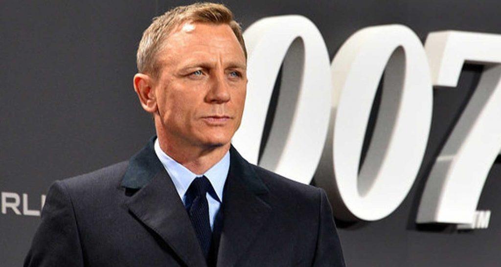 Daniel Craig pensa al futuro di 007